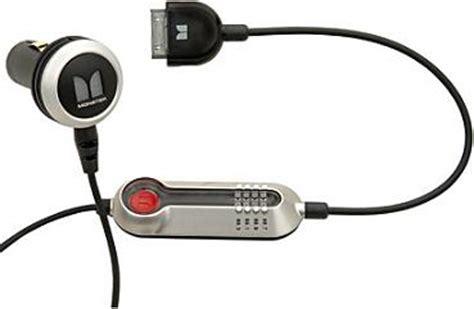Scosche tuneIT Digital FM transmitter with Back Lit